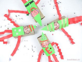 #Elfs crafts for kids friends #DIY #christmas #elf on the shelf craft for preschoolers