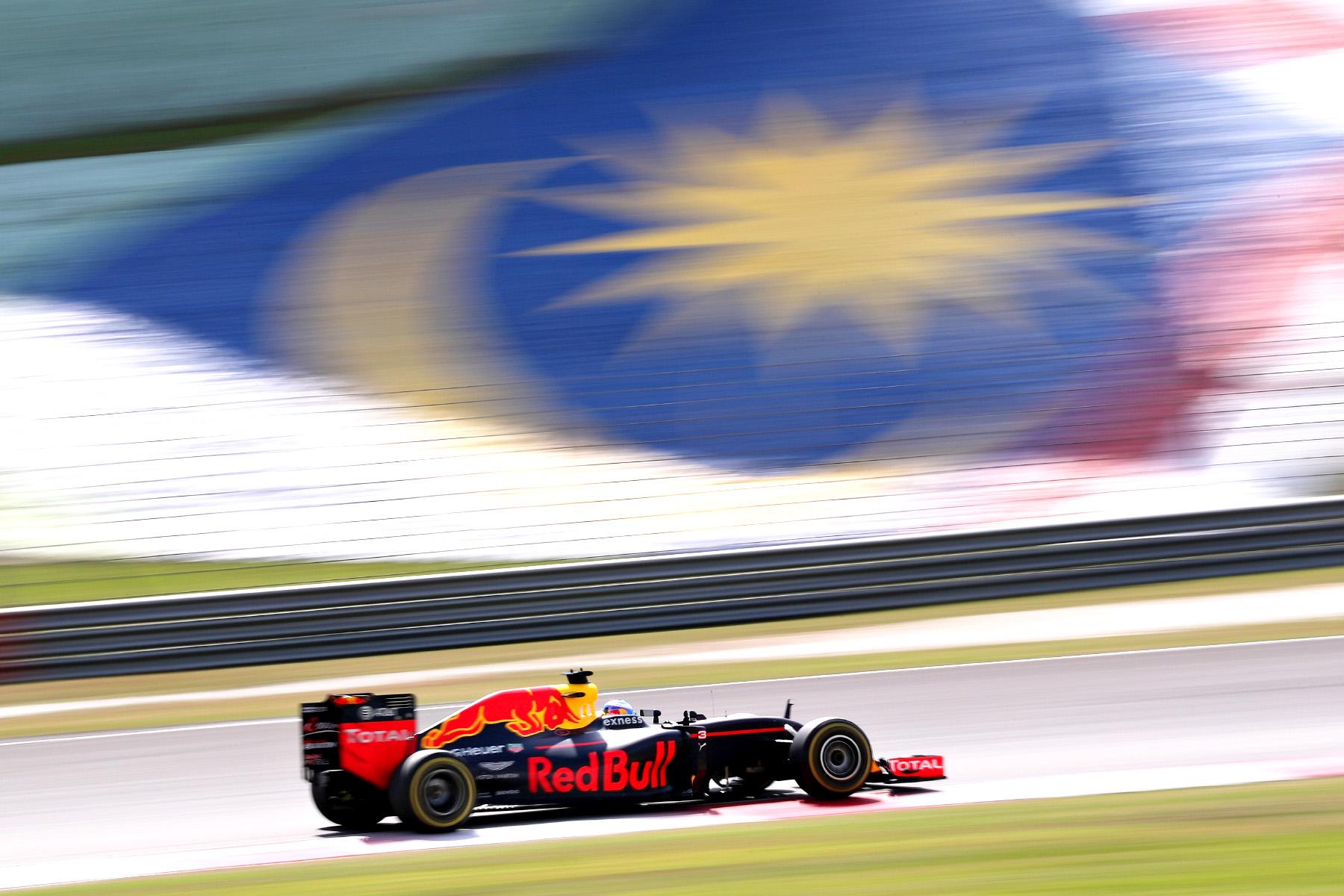 Malaysia quits F1 calendar