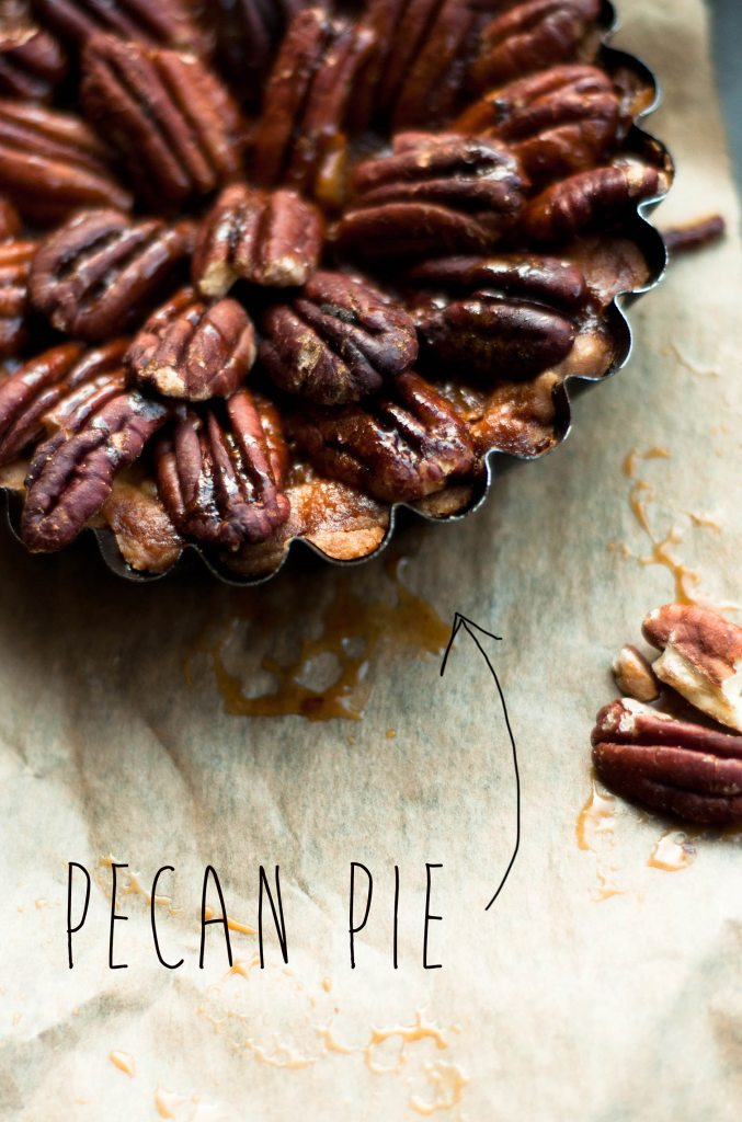 The South: Where Pecan Pies Are A Staple