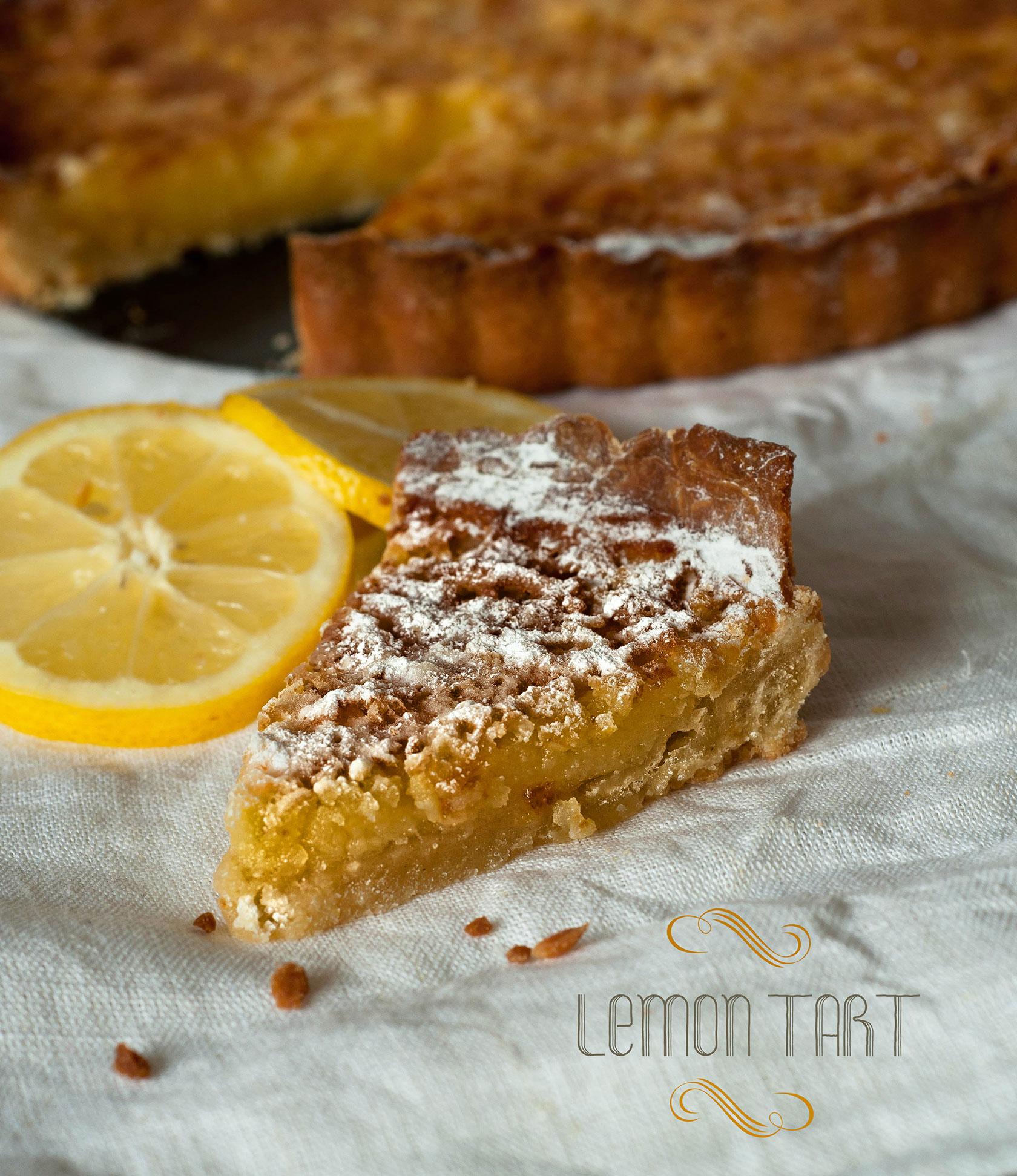 Lemon Tart I Boxofspice