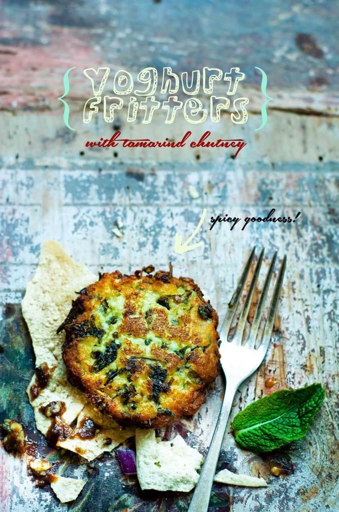 Dahi Ki Tikki / Yoghurt Fritters