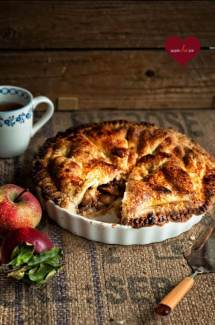 Apple Chai Pie