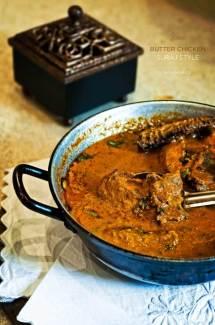 Butter Chicken Suraj Style