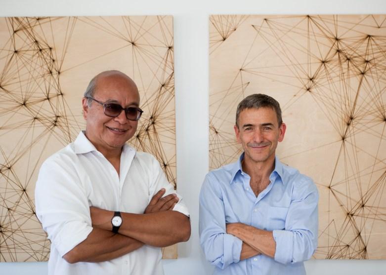 KJ Baysa and Bernard Leibov