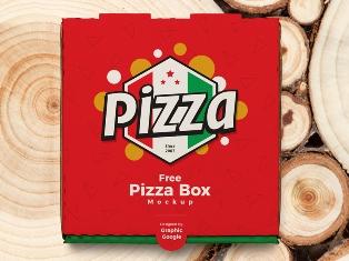 box pizza printing