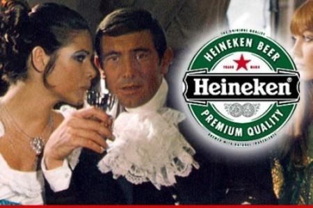 James Bond Heineken