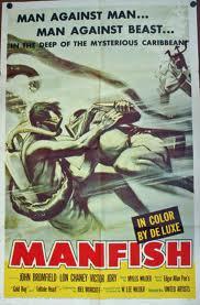 Manfish DVD