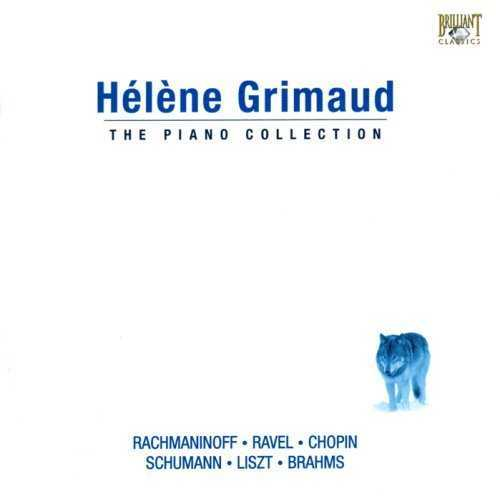 Grimaud - The Piano Collection (5 CD box set, APE)