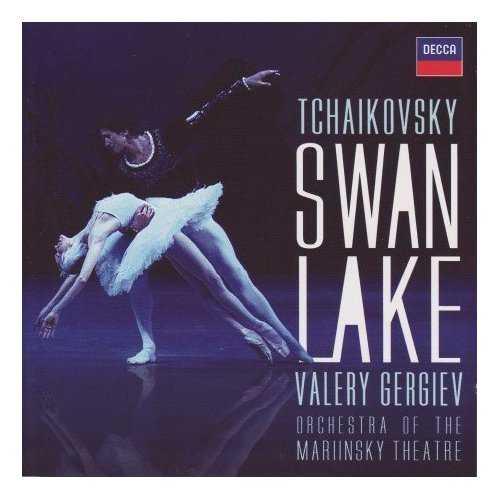 Valery Gergiev: Tchaikovsky - Swan Lake (2 CD, APE)