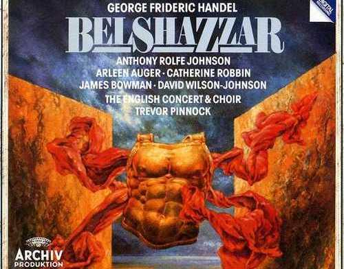 Pinnock - Handel: Belshazzar (3CD boxset, APE)