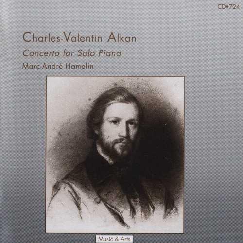 Hamelin: Alkan - Concerto For Solo Piano (APE)