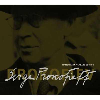 Sergei Prokofiev - 50th Anniversary Edition (24 CD box set, FLAC)