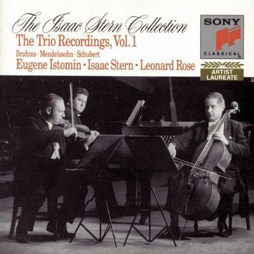The Isaac Stern Collection. The Trio Recordongs vol.1 (3 CD, FLAC)