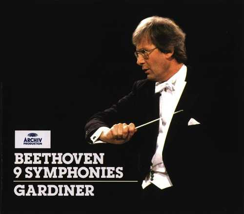 Gardiner: Beethoven - 9 Symphonies (6 CD box set, APE)