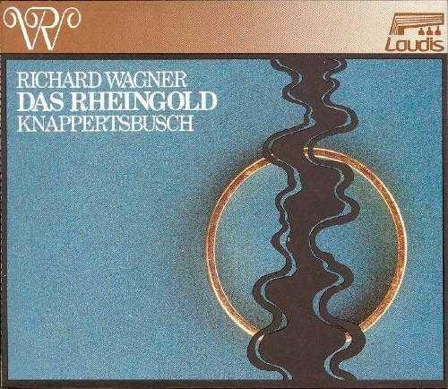 Knappertsbusch: Wagner - Das Rheingold (Bayreuth 1957) (3 CD, FLAC)