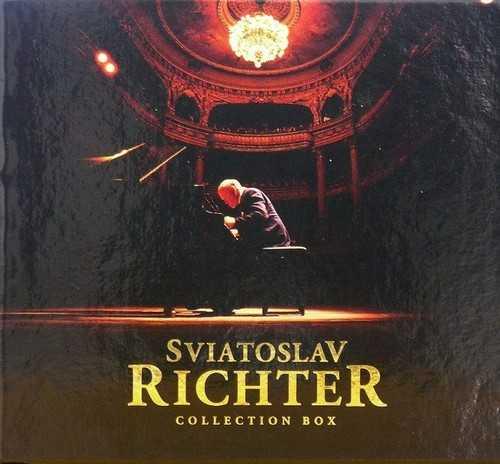 Sviatoslav Richter - Collection Box (10 CD box set, APE)