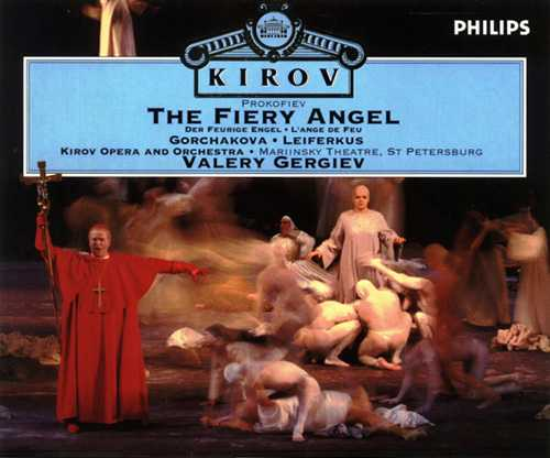 Gergiev: Prokofiev - The Fiery Angel (2 CD, APE)