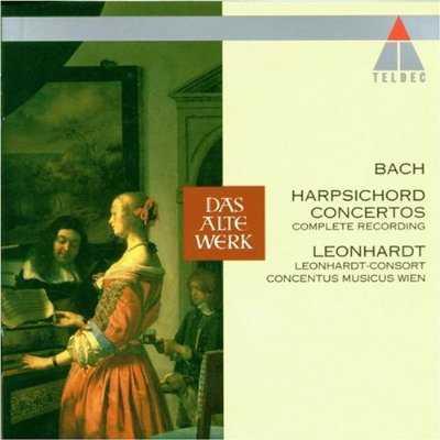 Leonhardt: Bach - Harpsichord Concertos (3 CD box set, APE)