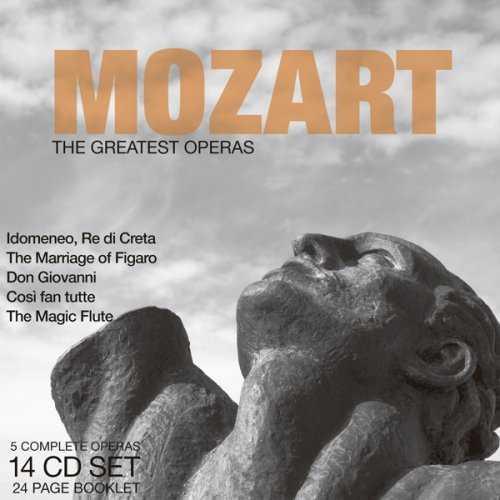 Mozart, The Greatest Operas (14 CD box set, APE)