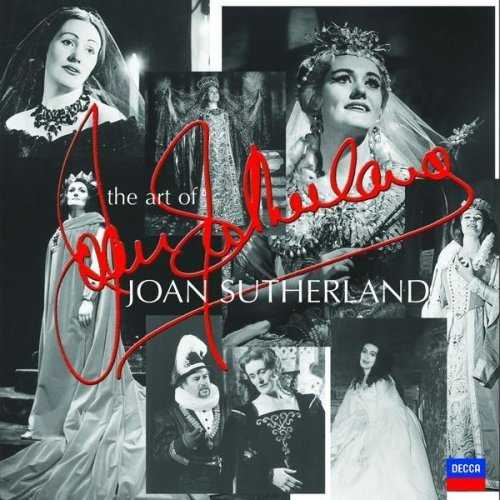 The Art of Joan Sutherland (6 CD box set, APE)