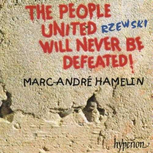 Hamelin: Rzewski - The People United Will Never Be Defeated! (FLAC)