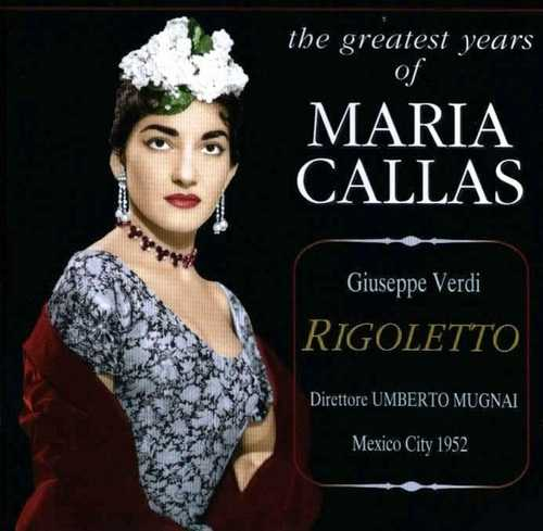 The Greatest Years of Maria Callas (24 CD, FLAC)