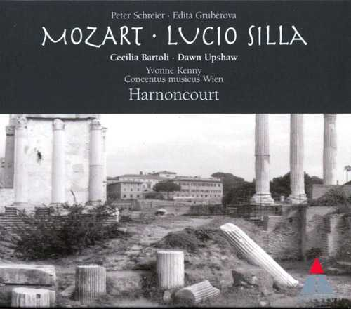 Harnoncourt: Mozart - Lucio Silla (2 CD, FLAC)