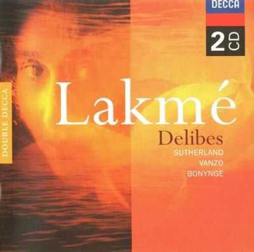 Bonynge: Delibes - Lakmé (2 CD, FLAC)