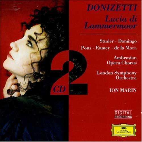 Marin: Donizetti - Lucia di Lammermoor (2 CD, APE)