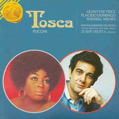 Mehta: Puccini - Tosca (2 CD, APE)