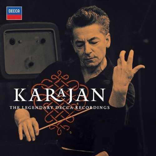 Karajan - Legendary Decca Recordings (9 CD box set, APE)