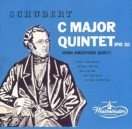 Franz Schubert - String Quintet D956 (APE)