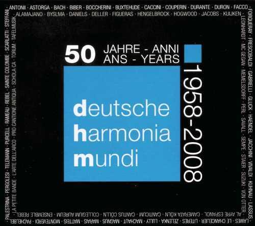 Deutsche Harmonia Mundi: 50 Years 1958-2008 (50 CD box set, APE)