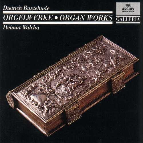 Walcha: Buxtehude - Organ Works (FLAC)