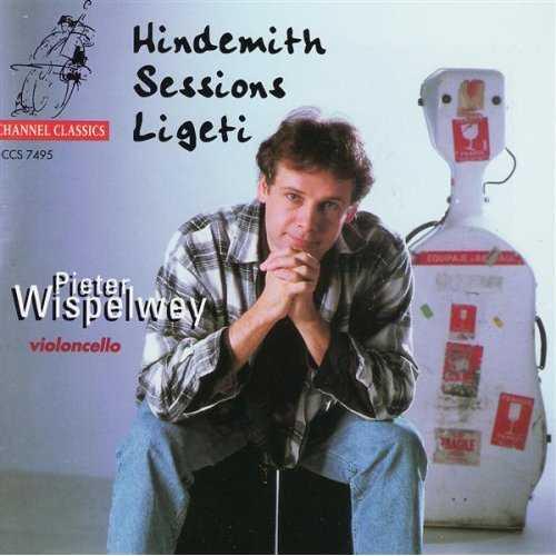 Wispelwey - Hindemith, Sessions, Ligeti (APE)