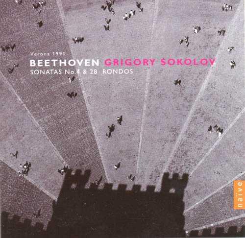 Sokolov: Beethoven - Sonatas no.4, 28, Rondos (APE)