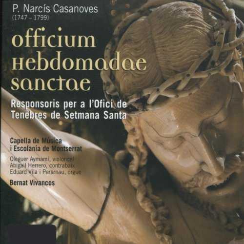 Officium Hebdomadae Sanctae (2 CD, FLAC)