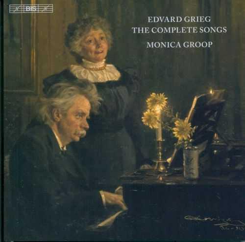 Groop: Grieg - The Complete Songs (FLAC)