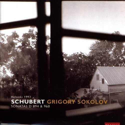 Sokolov: Schubert - Sonatas D894 & D960 (2 CD, APE)