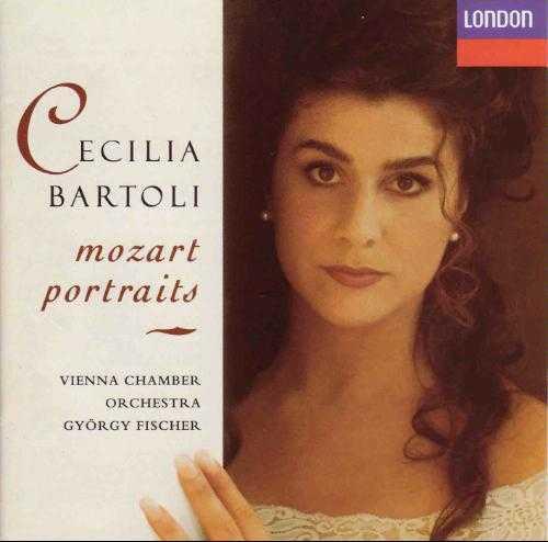 Cecilia Bartoli - Mozart Portraits (FLAC)