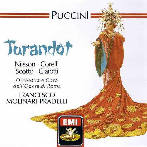 Molinari Pradelli: Puccini - Turandot (2 CD, FLAC)