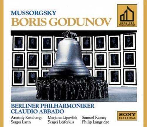 Abbado: Mussorgsky - Boris Godunov, 1994 (3 CD, FLAC)