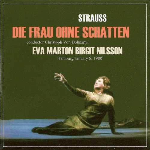 Dohnanyi: Strauss - Die Frau ohne Schatten (3 CD, APE)