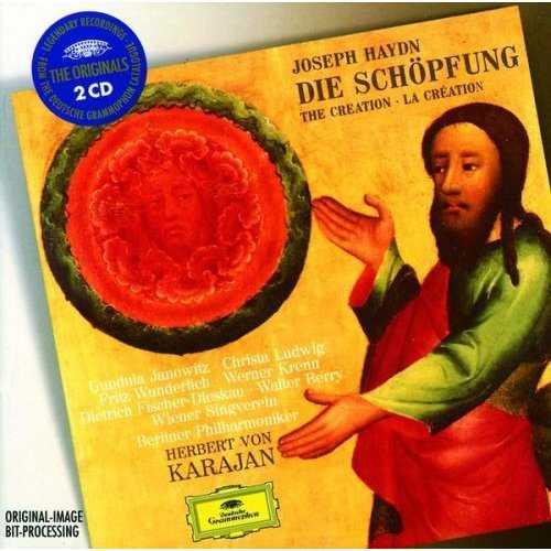 The Originals. Karajan: Haydn - Die Schöpfung, 1969 (2 CD, FLAC)