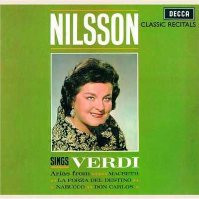 Nilsson Sings Verdi (FLAC)