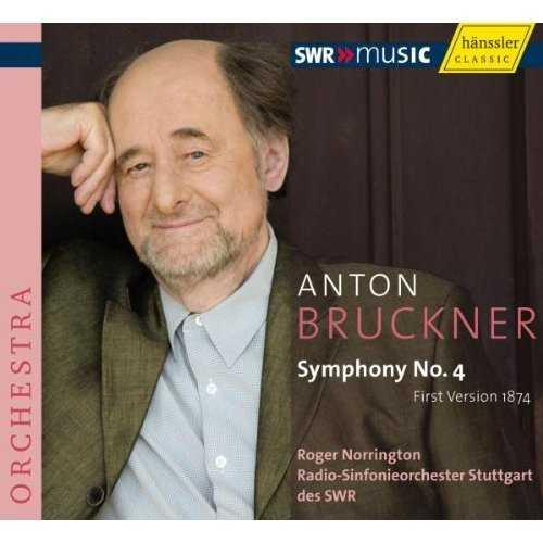Norrington: Bruckner - Symphony no.4 (FLAC)