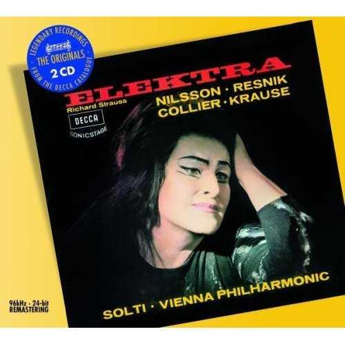Solti: Strauss - Elektra, 1964 (2 CD, APE)