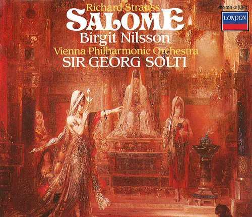 Solti: Strauss - Salome, 1961 (2 CD, APE)