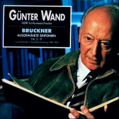 Wand: Bruckner Symphonies no.3-9 (8 CD box set, APE)