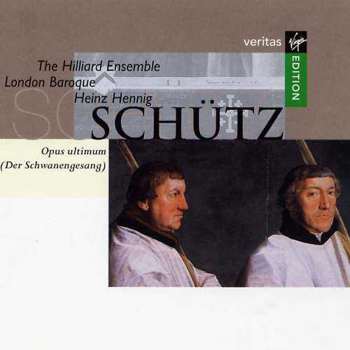 The Hilliard Ensemble: Schutz - Opus Ultimum (2 CD, APE)